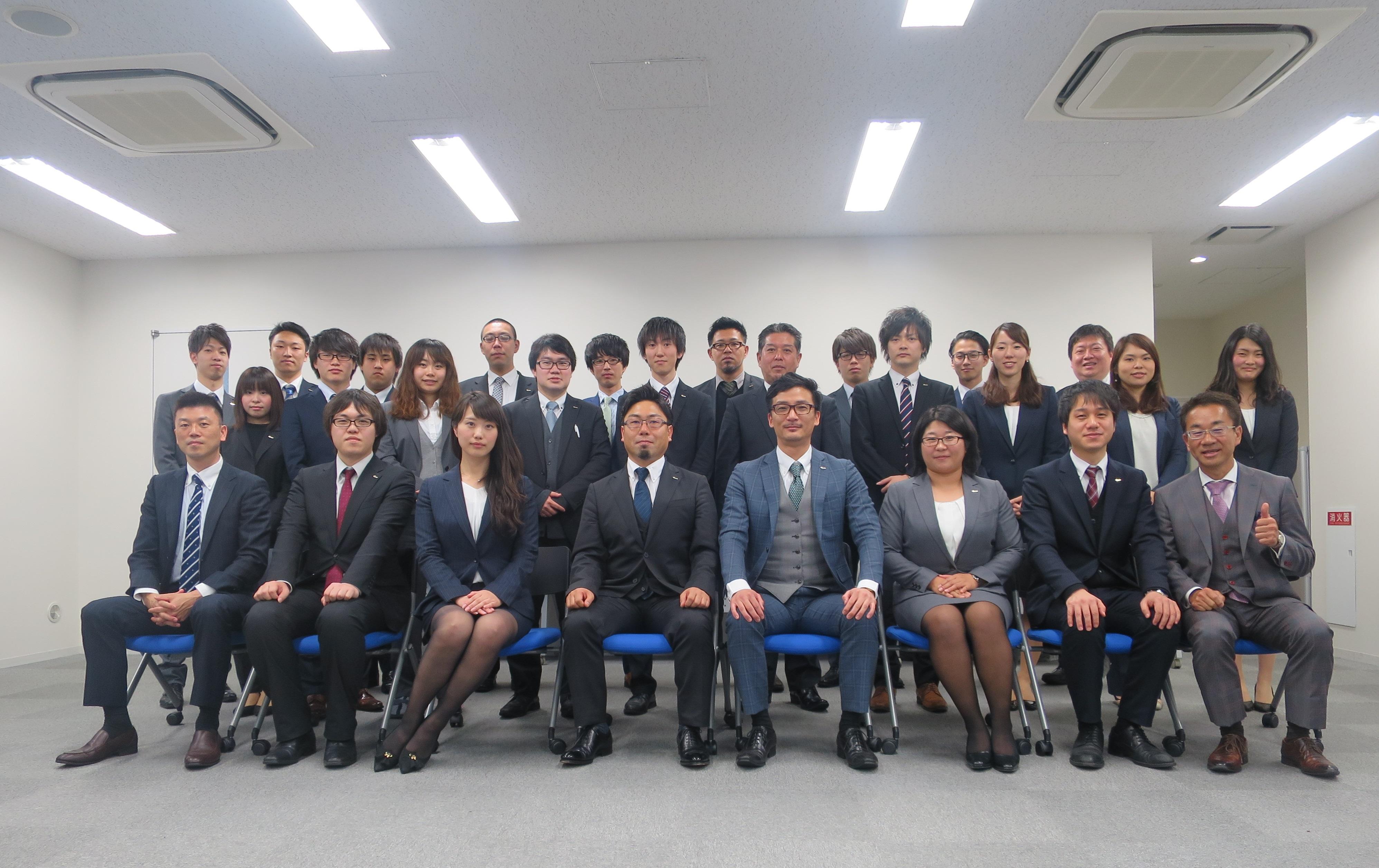 第8期経営計画発表会