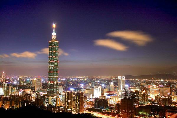 台北の注目ビル「台北南山広場」