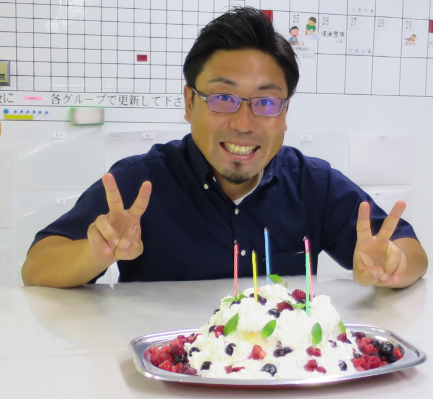 増子社長Happy Birthday★☆